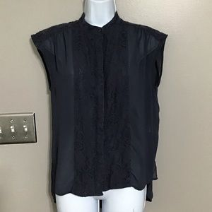Simply Vera Vera Wang blouse sz. Small